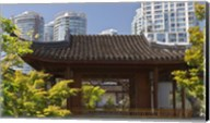 Dr Sun Yat-Sen Chinese Garden Fine-Art Print