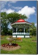 Nova Scotia, Victorian City Garden Fine-Art Print