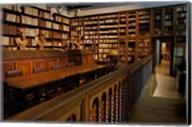 Great Library, Plantin-Moretus Museum Fine-Art Print