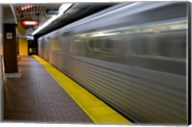 Toronto Subway Train Fine-Art Print