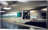 Metro, Paris, France Fine-Art Print