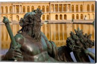 Ornate Chateau du Versailles Fine-Art Print