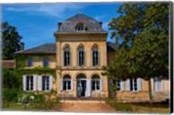 Chateau de Haux Premieres, Bordeaux, France Fine-Art Print