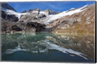 Lake and Glacier Simonykees Fine-Art Print