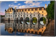 Chateau Chenonceau, Castle, France Fine-Art Print