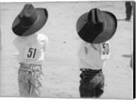 Littlest Cowboys: 50 & 51 Fine-Art Print