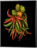 Hot Peppers 3 Fine-Art Print