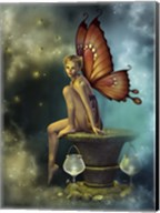 Fairy Glowflies Fine-Art Print