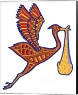 Stork Fine-Art Print