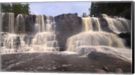 North Shore Waterfalls I Fine-Art Print