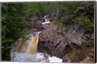 North Shore Waterfall Rapids Fine-Art Print