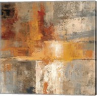 Silver and Amber Crop Fine-Art Print