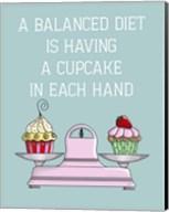 A Balanced Diet Fine-Art Print