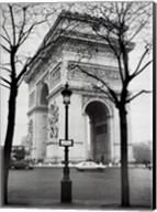 Place Charles de Gaulle Fine-Art Print