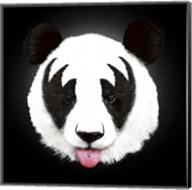 Kiss Of A Panda Fine-Art Print