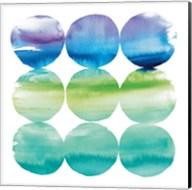 Summer Dots II Fine-Art Print