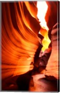 Antelope Canyon Silhouettes in Page, Arizona Fine-Art Print