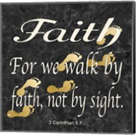 Faith Walk Fine-Art Print