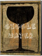 Giggle Water Fine-Art Print