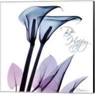 Calla Lily Purp I Fine-Art Print