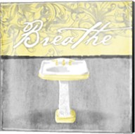 Yellow Breathe Fine-Art Print