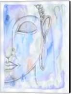 Radiant Buddha Fine-Art Print