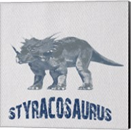 Styracosaurus Dino Fine-Art Print