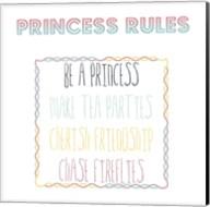 Princess In Training Fine-Art Print