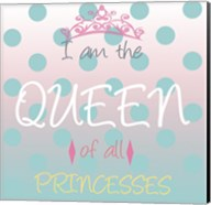 Princess Queen Fine-Art Print