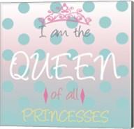 Princess Queen Fine-Art Print