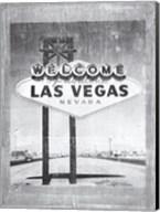 Welcome to Vegas Fine-Art Print