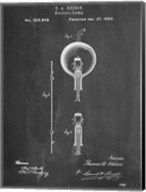 Light Bulb Edison Fine-Art Print