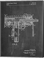 Mac 10 Gun Fine-Art Print