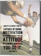 Attitude Fine-Art Print