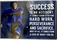 Success is No Accident Fine-Art Print