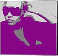 Niki In Glasses Fine-Art Print