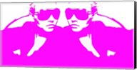 Niki Mirror Pink Fine-Art Print