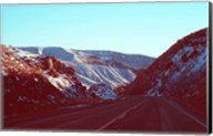 Death Valley Road Fine-Art Print