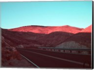 Death Valley Road 4 Fine-Art Print
