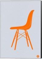 Orange Eames Chair Fine-Art Print