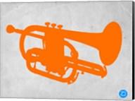 Orange Tuba Fine-Art Print