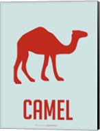 Camel Red Fine-Art Print