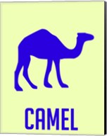 Camel Blue Fine-Art Print