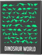 Dinosaur Green Fine-Art Print