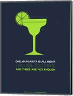 Green Margarita Fine-Art Print