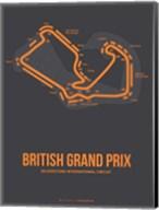 British Grand Prix 3 Fine-Art Print
