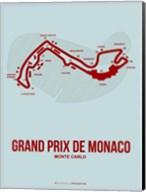 Monaco Grand Prix 3 Fine-Art Print