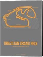 Brazilian Grand Prix 1 Fine-Art Print