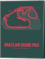 Brazilian Grand Prix 2 Fine-Art Print