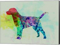 Labrador Retriever Watercolor Fine-Art Print